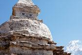 Stupa himalaya içinde — Stok fotoğraf