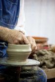 Ceramista — Foto de Stock
