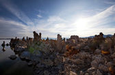 Mono Lake in USA — Stock Photo