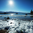 Mono lake — Stock Photo #3704239