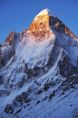 Kayalar tepe — Stok fotoğraf