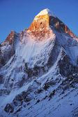 Shivling szczyt — Zdjęcie stockowe