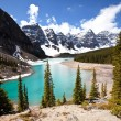 Canadian lake — Stock Photo