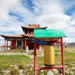 Temple in Mongolia — Stock Photo #3725665