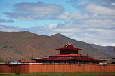 Buddhist temple — Stock Photo