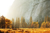 Autumn in Yosemite — Stock Photo