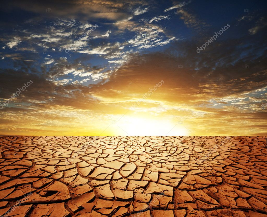 Drought land — Stock Photo #3828166