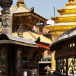 Bhaktapur — Stock Photo