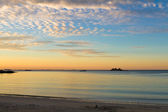 Bintan Sunrise — Stock Photo