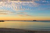 Bintan Sunrise — Stock Photo