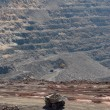 Stock Photo: Panoramof open-cast mine