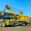 Loading of iron ore — Stock Photo #2897749