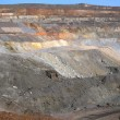 Royalty-Free Stock Photo: Panorama of an open-cast mine