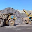 Loading of iron ore — Stock Photo #2939556