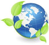 Environment concept — Stock Vector