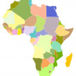 Africa — Stock Vector