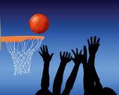 Basket — Stockvektor