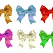 Royalty-Free Stock Vector: Celebratory bows