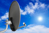 Satellite antenna. — Stock Photo