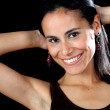 Pretty Hispanic Girl — Stock Photo