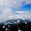 Ice fjord — Stock Photo #3798805