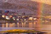 グリーンランド qinngorput — ストック写真