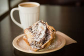 Coffee and pastry 3 — Stock Photo