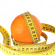 Weight lose — Stockfoto