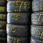 Car tires — Stock Photo #3092942