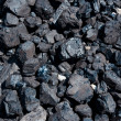 Coal seamless background. — Stock Photo