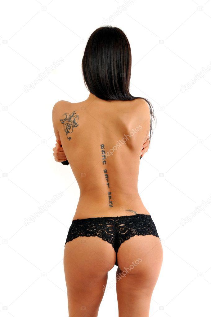 Sexy, young woman | Stock Photo © Igor Stevanovic #