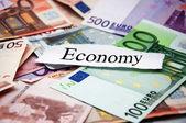 Economic crisis — Stock Photo