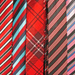 Ties. Background - Stock Photo