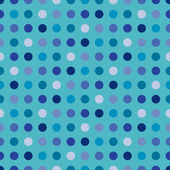 Seamless Dots Background — Stock Vector