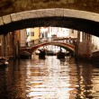 Bridges of Venice — Stock Photo
