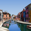 Houses and bridges of Venice - Stock Photo