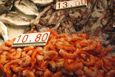 Seafoods — Stock Photo