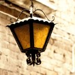 Yellow lantern — Stock Photo #3519547