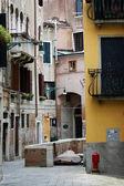 The Venetian constructions — Stock Photo
