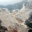 Foto Stock: Famous CarrarMarble Quarries (Italy)