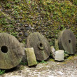 Millstones - Stock Photo