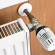 Radiator thermostat — Stock Photo #2752437
