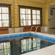 Internal pool — Stockfoto