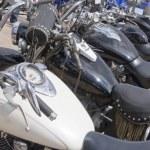 Motorcycles — Stock Photo
