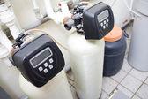 система фильтрации воды — Стоковое фото