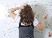 Impregnable mathematics — Stock Photo