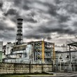 Chernobyl power station - Stock Photo