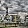 Chernobyl power station — Stock Photo