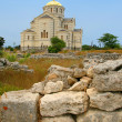 St. Vladimir's Cathedral, Chersonese - Stock Photo