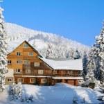 Ski chalet — Stock Photo #3864651